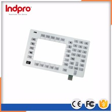 2017 best selling PET switch supplier gaming tactile membrane keyboard