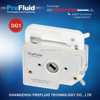 Prefluid DG chemical dosing pump suppliers,chemical dosing pump working principle,alldos dosing pump,small fluid pump