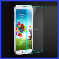 Factory Price 0.3mm Clear Tempered Glass Front Glass For Samsung Galaxy S4 S7 S6 S5 S3 J5 screen protector for mobile phone