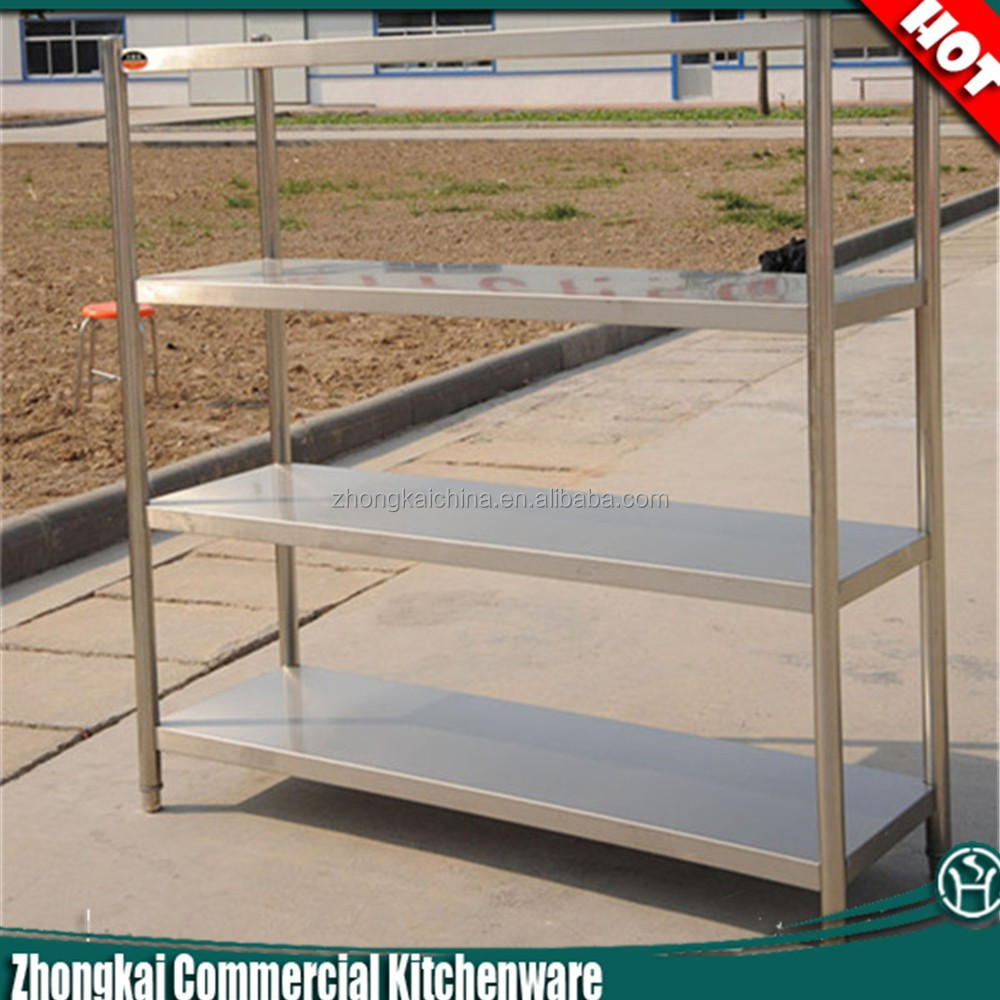 Restaurant stainless steel shelf/use well meat shelf for sale