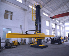5m Welding Column and Boom Manipulator For 5m Pressure Vessels Seam Welding