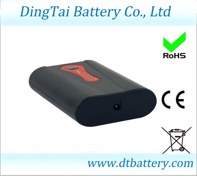 rechargeable heated jacket/blanket warm clothes heated battery 7.V 2200mah li-ion battery pack