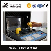 Transformer Insulating Oil Dielectric Strength Tester