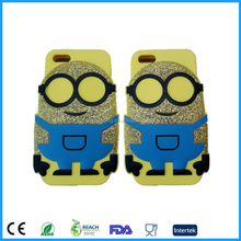 silicone animal shaped phone cases