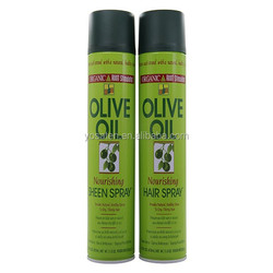 Olive Oil Nourishing Sheen Spray Repairing The Damaged Hair