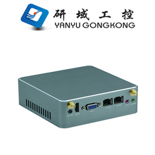 China intel i3 4005U i5 4200u intel nuc mini pc firewall computer fanless i7