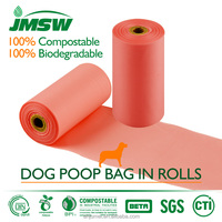 Strong quality packaging tubing film pet waste bags