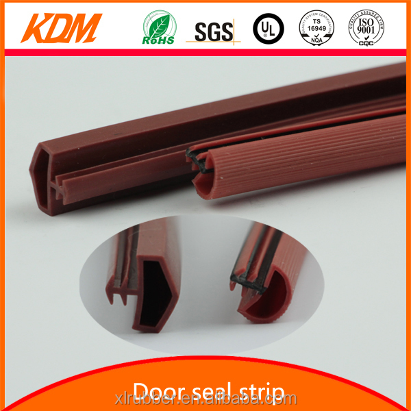 high quality anti-aging rubber profile /Rubber Seal Strip/Wooden Door Seal