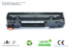Remanufactured virgin empty compatible canon lbp3010 toner cartridge