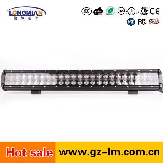 4x4 accessories 288w 4D off road LED light bar for auto vehicle for offroad bar light