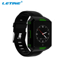 2018 android GPS bluetooth mobile phone smart watch 4g wrist watch IP67 Waterproof shockproof dropproof