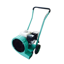 Road pavement air blower price/ petrol power road surface cleaning machine