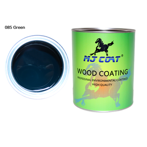 Standard Clear coat pu lacquer for wooden furniture 1K Solid Color Base
