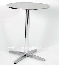 aluminium bar table AT103