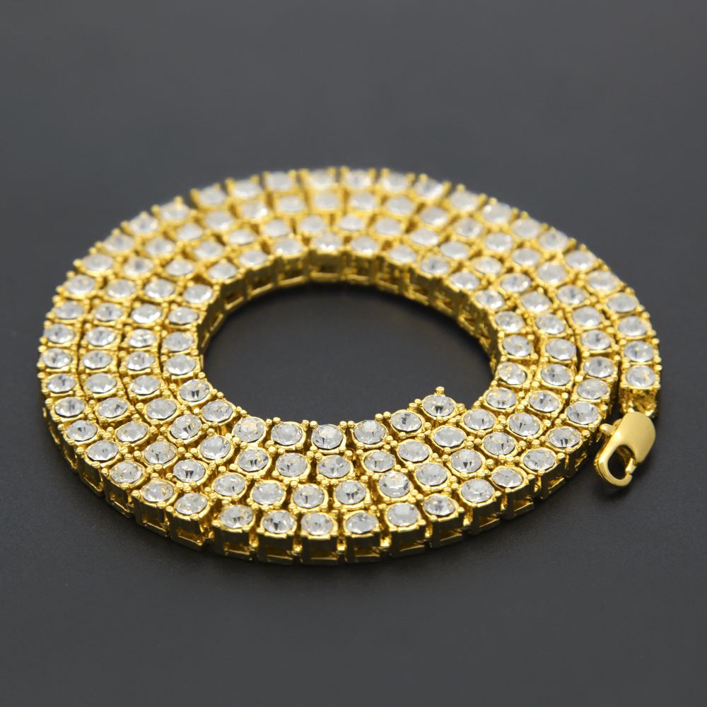 Taobao wholesale Dubai new gold chain design for men good quality new gold chain design men