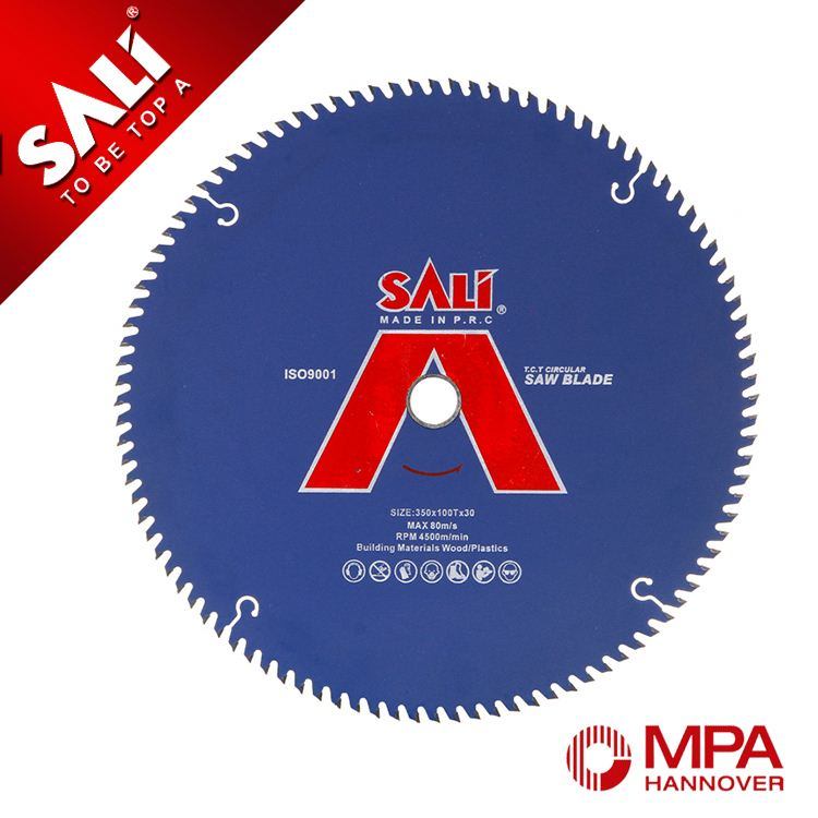 Stronger Durable Eco-friendly acrylic cutting saw blade