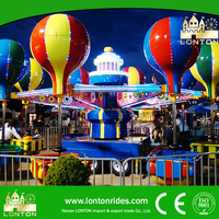 Outdoor Amusement Rides Park Game Facilities For Sale Samba Balloon Family Rides