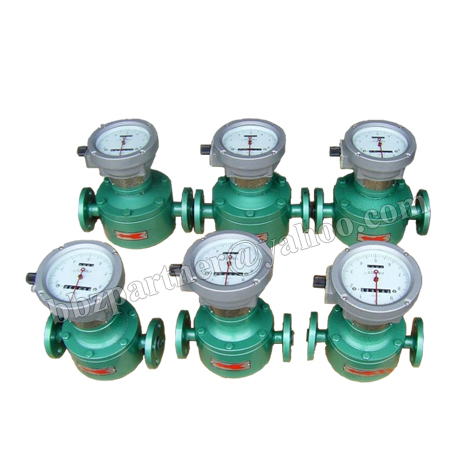 Cheaper Aluminum integrated type bbz gas flow meter with mechanical register
