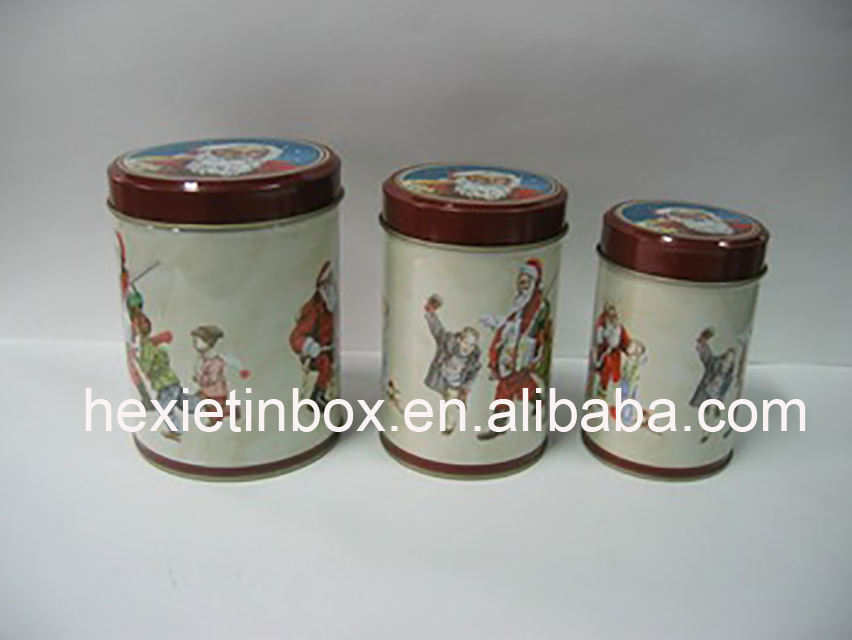 Hot Selling Colorful Storage Tin Box With Low Price