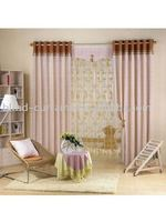 Beautiful ready made window curtains