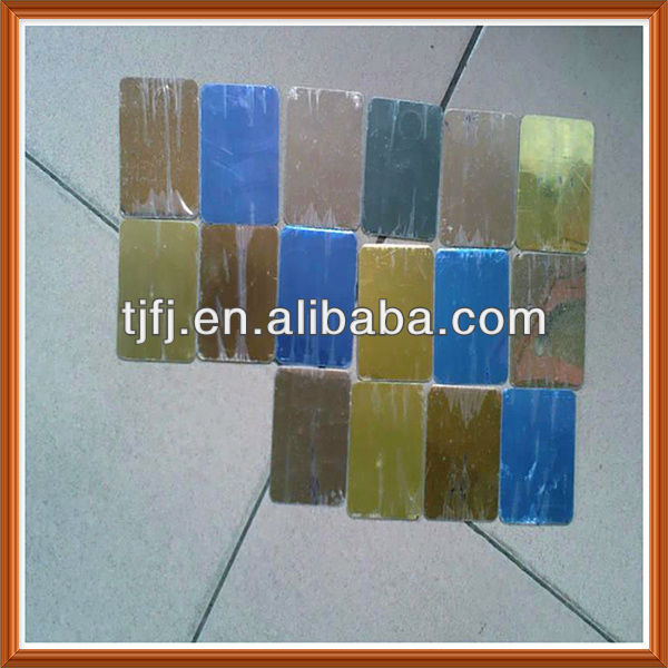 304 bronze finish stainless steel sheet