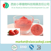 Organic Freeze Dried Strawberry Fruit Powder