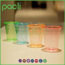 Professional factory Quality guarantee pp plastic cup 400cc