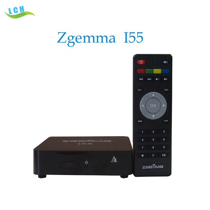 NEW LINUX OS ENIGMA2 IPTV BOX ZGEMMA i55 with BCM7362 Dual core Linux IP TV BOX zgemma star 2s
