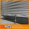 alibaba china used anping hexagonal x decorative chain link fence/mesh weight