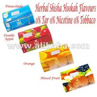 Soex Herbal hooka shisha Molasses flavours