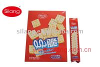 New Style 70g QQ Beef Crispy Cracker - Beef and Black Pepper