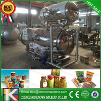 canned food Rotary Retorts /Autoclave /Sterilizer/canned tuna
