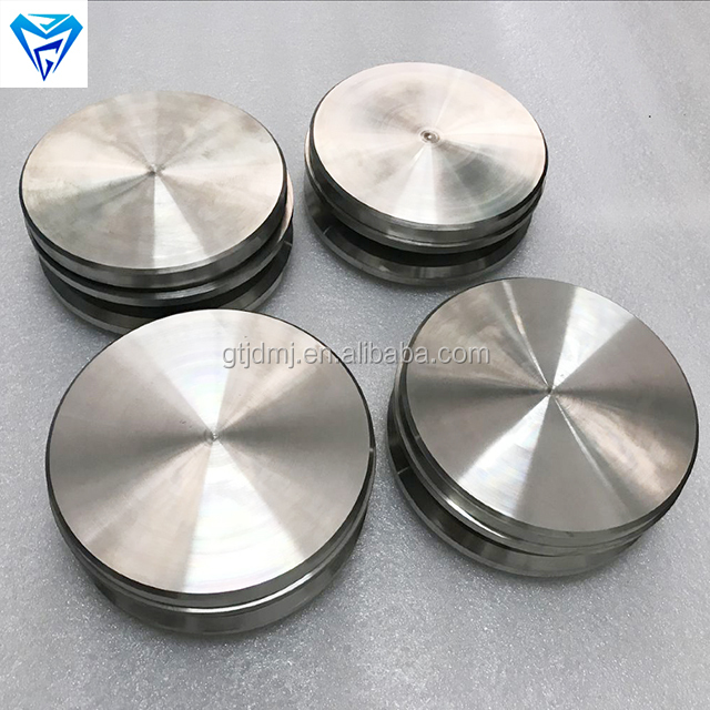 Customized Size Tungsten Carbide Ball Grinding Jar, Cemented Carbide Grinding Vessels For Pulverizer