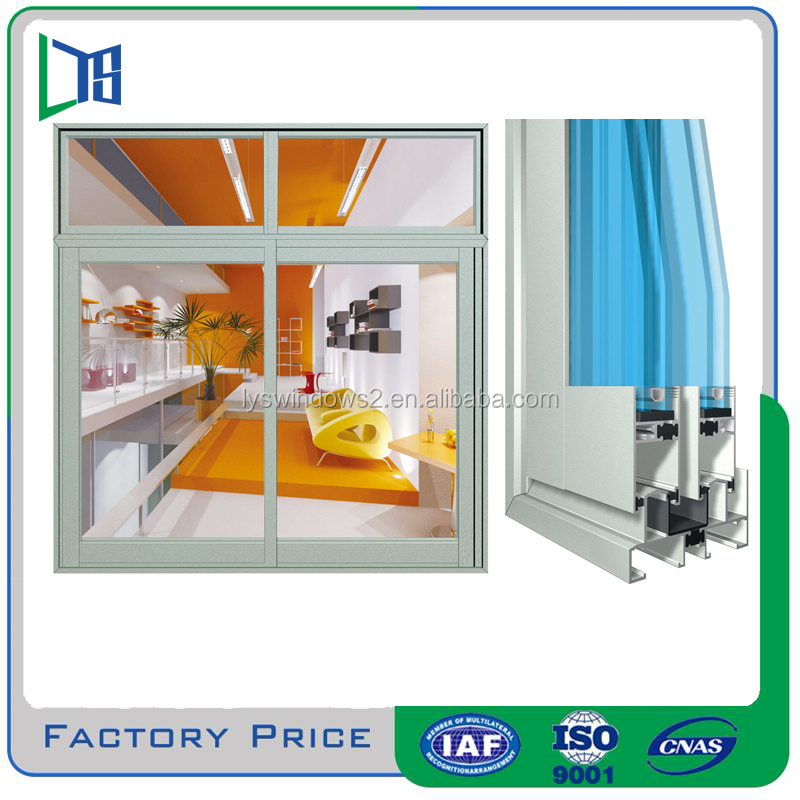 Inward Opening french style casement window for sale