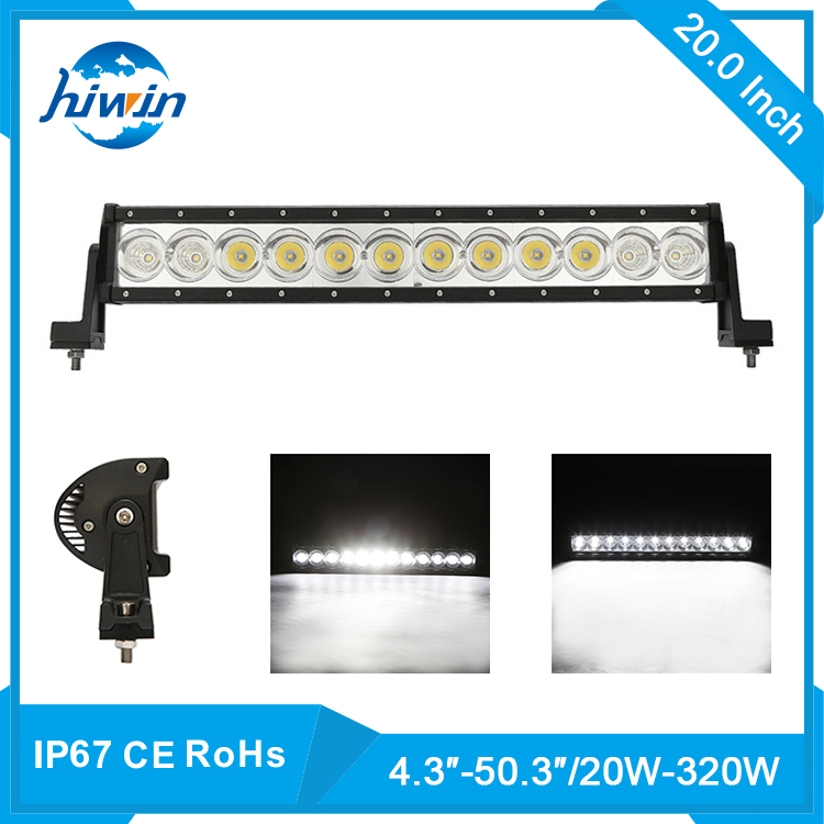 Best price,CE RoHs IP68 10200LM 120w off road led light bar for go kart for offroad