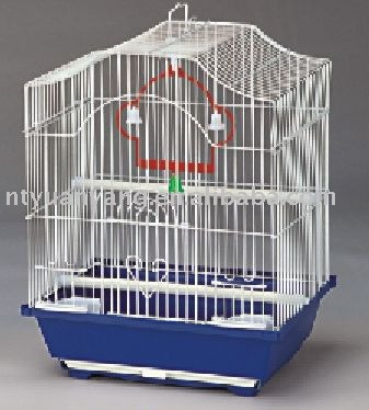 outdoor fold metal Parrot Bird breeding Cage