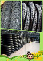 Korea TOVIC custom size TR4 butyl motorcycle tire inner tube and motorcycle tire