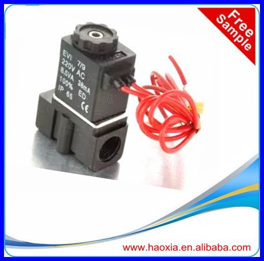 low price normally closed 2way mini plastic solenoid valve gas water <strong>air</strong>