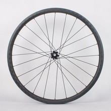 18K Carbon Fiber Toray T1000 OEM 29er MTB Disc Brake Axle Thru Quick Release Compatible Bicycle Wheelset