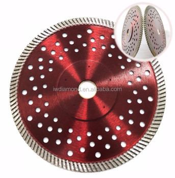 230mm diamond saw blade with flange