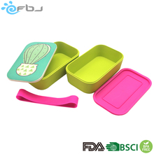 Hot take away food heat resistant ceramic food container