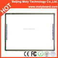 "Size is fit for you ir portable interactive whiteboard/white board/electromagnetic with 72"" 86"" 102"" 116"""