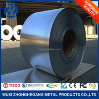 TISCO China Main Supplier 401 Stainless Steel Coil