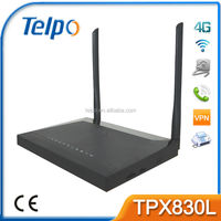 Telpo TPX820 TDD-LTE wifi wireless 3g gateway with sim card
