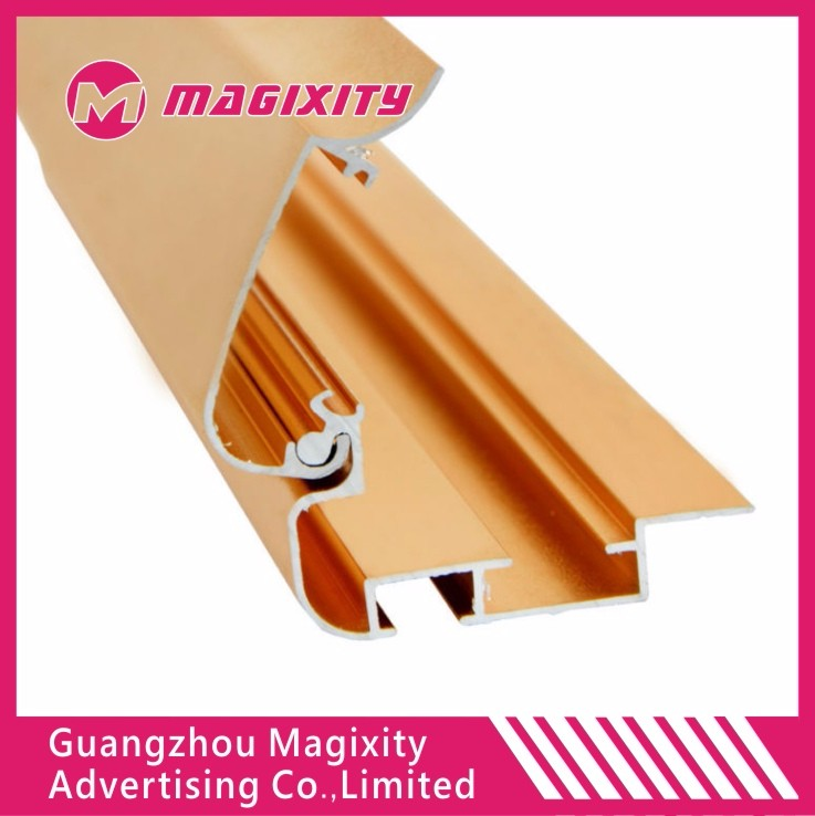 China Market light box Aluminum Extrusion Scrap Grade