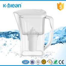 10 CupS alkaline water filter pitcher with 1 Filter, BPA Free, Ionizer, Jug, Filter System
