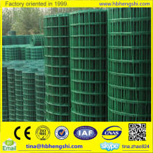 PVC coated wire mesh and GI welded mesh factory price