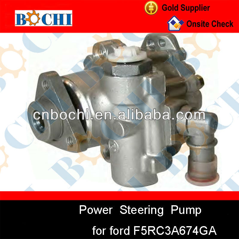 High performance electric hydraulic power steering pump 4176206