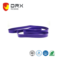 Latex Resistance Band Pro Elastic Rubber Bands Sports Gym Workout Assisted Band
