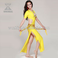 2013 newest style Sexy Malaya Belly Dance Costumes dress,stage belly dance wear, sexy Belly dancing dress wear (QC2050)